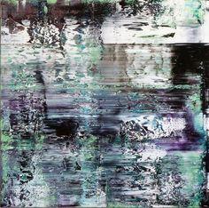 STANLEY CASSELMAN – Inhaling Richter #16, 2012