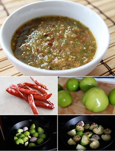 Tomatillos sauce, yes please