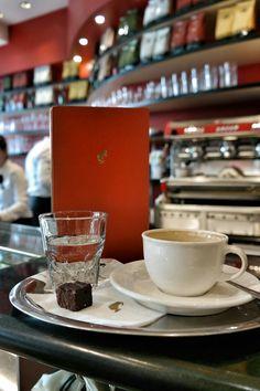 Cafe Julius Meinl - Vienna
