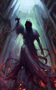 Nasir demon form