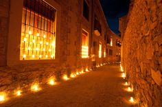 Candle Night - Pedraza, Spain