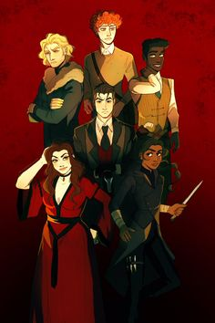 Six Of Crows Characters, Book Characters, Good Books, My Books, Bone Book Series, Crooked Kingdom, Captive Prince, The Grisha Trilogy, Freddy Carter