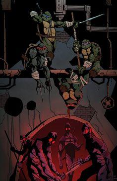Turtles,vanish... by ~Fatboy73 on deviantART