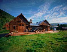 Dunton hot springs Colorado :: All Inclusive 5 Star Re