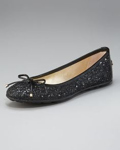 FUGLY Ballerina Flats....both my Grandmothers wore these shoes when they were 90 yrs old. I totally think these are a Fashion Trend FAIL.