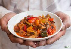 Dieses sizilianische Caponata erinnert unsere Produktentwicklerin Patrizia an die Küche ihrer Nonna.