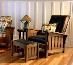 arts and crafts period included craftsman style style art nouveau style do your research to do this style well as it holds much - Mission Style Recliner