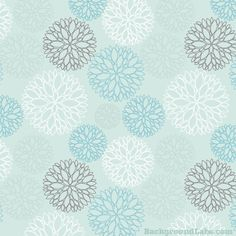 Stylish Floral Pattern - Background Labs