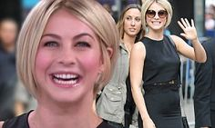 Move over Len, Carrie Ann and Bruno, there's a new judge joining Dancing With The Stars and she's a familiar face. After rumors pro-dancer Julianne Hough would be joining the trio on the ABC hit reality series, the blonde beauty confirmed those reports on Thursday during her appearance on Good Morning America. 'I'm excited,' the 25-year-old beauty who got her start alongside brother Derek teaching celebrities how to Cha-Cha on the show. 'Dancing With the Stars has always b...