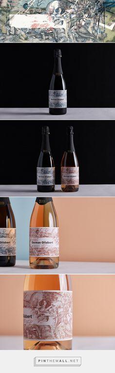 El Edén Wine - Packaging of the World - Creative Package Design Gallery - http://www.packagingoftheworld.com/2017/11/el-eden.html