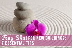 Feng Shui for New Buildings- 7 Essential Tips! Here are seven tips to keep in mind when designing your ideal new residence or commercial building. #fengshui