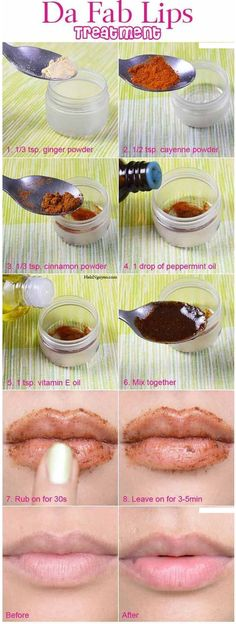 11 DIY Lip Plumper Ideas for Naturally Plump Lips