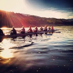 SCU Rowing-Lexington Reservoir!! :) Row Row Your Boat, Row Row Row, The Row, Rowing Team, Rowing Crew, Workout Clothing, Fitness Clothing, Workout Outfits, Henley Royal Regatta