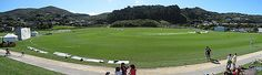 CRICKET fans in Karori can watch top quality games from now on after the ground's upgrading to become the sixth in Wellington to be given first-class status.