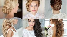 Top 54 cele mai spectaculoase coafuri mireasa pe care sa le incerci - trenda.ro Lace Wedding, Wedding Dresses, Nasa, Hair Styles, Fashion, Bridal Dresses, Moda, Bridal Gowns, Wedding Gowns