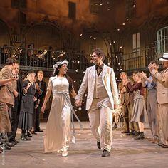 Wer von Euch ist bei einer Show von Don Camillo & Peppone im #Ronacher dabei? #wearemusical #vienna