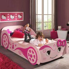 Kinderbett Für Mädchen Rosa Jetzt Bestellen Unter: ...