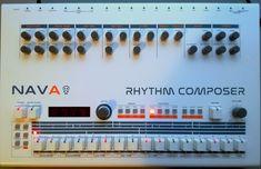 E-licktronick Nava (Roland Clone) Drum Machine, Auction, Ebay, Instruments