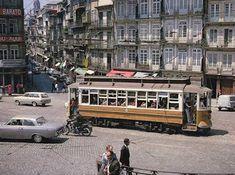 MONUMENTOS DESAPARECIDOS: Eléctricos na Invicta. (Porto) Marilyn Monroe Photos, Portugal, Street View, World, Old Pictures, Public Transport, Port Wine, Monuments, Tourism