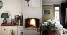 Smakfullt sekelskifte på Swedenborgsgatan | Residence Trends, Home Interior, Inspiration, Bedroom, Design, House, Home Decor, Houses, Spaces