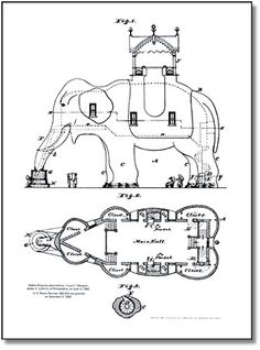 vintage Lucy blueprint -- I have this, just need to get it framed