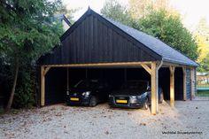 Carport Garage, Carport Designs, Driveway Landscaping, Shop Plans, Garage Organization, Deco, Homesteading, Facade, Loft