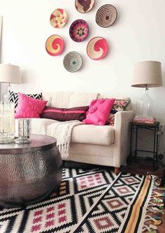 "Jennifer's ""Pink & Lime"" Room 