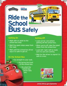 Crime Prevention and Community Safety School Bus Driving, School Bus Safety, School Buses, Preschool Lesson Plans, Preschool At Home, Safety Rules For Kids, Child Safety, School Teacher, School Life