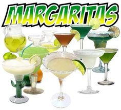 20 Margarita Flavors Everyone Should Try