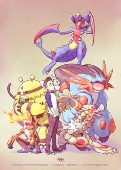 Home - Burn Book - Pokemon Pokemon Oc, Type Pokemon, Pokemon Comics, Pokemon Fan Art, Pokemon Fusion, Pokemon Pictures, Digimon, Anime Art, Character Design
