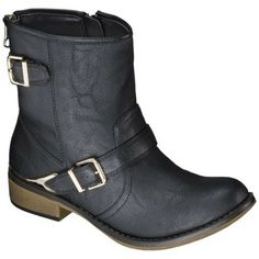 Women's Mossimo Supply Co. Kami Ankle Boots - Assorted Colors size 10 to pair with kitty leggings