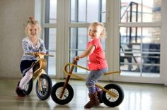 I love how Kickstarter can give voice to real people with interesting and helpful projects so it's not just major corporations we can choose to support. I was contacted by the folks at Zum Zum bikes, and they have created a beautiful, functional, and light weight bike for even the youngest riders! ZumZum is a …