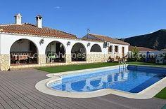 Top spec luxury villa in Arboleas Almeria. Simply stunning. View full details and video via our website.