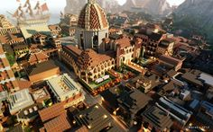 Game of Thrones locations recreated in Minecraft - 12 of 17