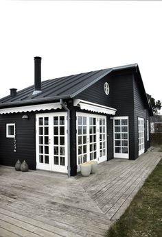 Strandhule på 42 kvadratmeter   Boligmagasinet.dk