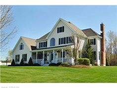 New Listing by @PamMoriarty @ 20 Allen Ridge Dr, Ellington, CT $529,900!