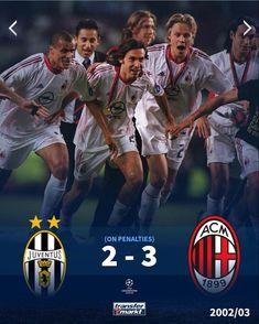 #championsleague 2002-2003 #football Champions League, Milan, Soccer, Football, Movies, Movie Posters, Futbol, Futbol, Films