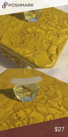 🌙Estée Lauder Dazzling Gold miniature parfum🌙 🌙Estée Lauder Dazzling Gold miniature parfum never used no box 📦 Estee Lauder Other