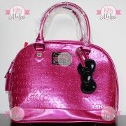Bolsa GRANDE De Mano Loungefly Color Rosa Hello Kitty