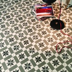 Our field tile collection is a range of plain coloured encaustic tiles. They can act as a striking border when paired with patterned tiles, as a colourful chequerboard design, or just used by themselves as a single colour. 25 tiles... Read more