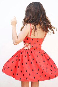 Vestido Sandía