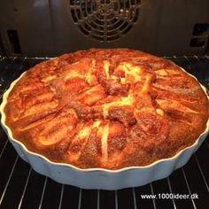 Kalk i toilettet kan fjernes med eddikesyre og hvedemel Apple Recipes, Baking Recipes, Cake Recipes, Pie Dessert, Cookie Desserts, Sweet Bakery, Creative Food, No Bake Cake, Cupcake Cakes