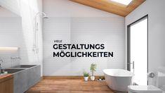 Mal schnell ein neues Bad gezaubert? Bei der Einrichtung gibt es vieleGestaltungsmöglichkeiten: klassisch, rustikal, natürlich oder puristisch. Von heute auf morgen ein neuer Look.  DieModernisierung Ihres Badezimmers kanneinfacher sein als gedacht. Wir zeigen Ihnen, dassauchdurchdachte Einzelschritte großeWohlfühl-Effekte haben können. Home Decor, New Looks, Classic, Acre, Rustic, Bathroom, Decoration Home, Room Decor, Interior Decorating