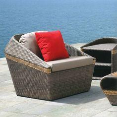 Amigo - zestaw wypoczynkowy - mały - wersja delux - Sklep internetowy twojasiesta.pl Rattan Furniture, Outdoor Furniture, Outdoor Decor, Dan, Ottoman, Living Room, Home Decor, Decoration Home, Cane Furniture