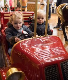 Twice as Merry! Monaco's Adorable Royal Twins Steal the Christmas Market