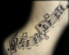 Musical - similar to my next tattoo
