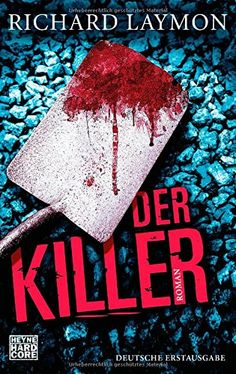 Der Killer by Richard Laymon. Book cover photography by Dave Wall www.davewallphoto... ... represented by Arcangel Images