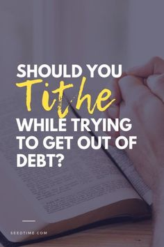 Bible study methods Tithing is a fiercely debated topic as you would expect with anything that seems Mafia, Scriptures About Strength, Bible Verses, Bible Study Tools, Get Out Of Debt, Christian Faith, Christian Living, Financial Tips, Financial Planning