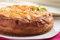 Cheesecake de arequipe   #Cheesecake