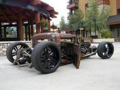 Every custom vehicle has a story, and while Mike Partyka's rat rod has a tale that can be found echoed, in builds all across the country, the highly modified '31 Ford Model A pickup is far from a usual build, even by rat rod standards. Check out The Heckler for yourself and see why we fell in love!